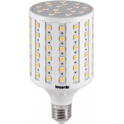 Лампа LED 22W E27 220V CORN 108SMD холодный белый