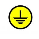 """Символ """"Заземление"""" 20х20"""