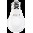 Лампа LED 8W E27 220V G45 холодный белый Geniled