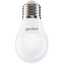 Лампа LED 6W E27 220V G45 теплый белый Geniled