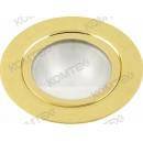 Светильник мебельный Vela 12104 золото
