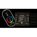 Контроллер для светодиодной ленты RGB 12v 216w с сенсорным радиопультом Ecola