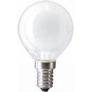 Лампа накаливания P45 60W Е14 220V Krypton шар матовый