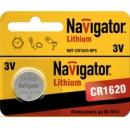 1620 Navigator CR1620 3v литиевая
