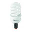 Лампа энергосберегающая 13W E14 220V холодный белый