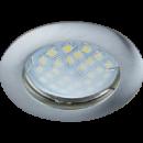 Светильник Gamma 51005 встраиваемый хром Italmac