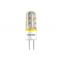 Лампа LED 2W G4 12V теплый белый Geniled