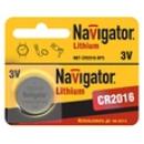 2016 Navigator CR2016 3v литиевая