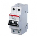 Автоматический выключатель 2п 16А ABB