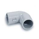 Угол 90° соединительный для трубы 25 мм