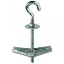 Анкер с пружинным дюбелем 7х115 для вывешивания люстр, светильников