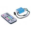 Kонтроллер для светодиодной ленты RGB 12v 144w с ПДУ ИК