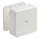 Коробка распределительная о/п 65005 80x80x25 для кабель-канала