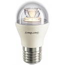 Лампа LED 8W E27 220V G45 теплый белый Geniled