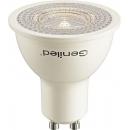 Лампа LED 8W GU10 MR16 теплый белый Geniled