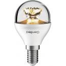 Лампа LED 8W E14 220V G45 холодный белый Geniled