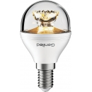 Лампа LED 8W E14 220V G45 теплый белый Geniled
