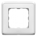 Рамка на 1 пост белая Legrand Cariva