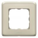 Рамка на 1 пост Слоновая кость Legrand Cariva
