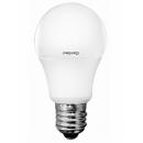 Лампа LED 12W E27 220V шар теплый белый Geniled