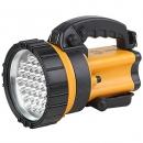 Фонарь аккумуляторный LED FA 37M пластик Эра