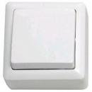 Выключатель 1-клавишный белый Schneider Electric