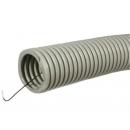 Труба 25мм гофрированная ПВХ с зондом
