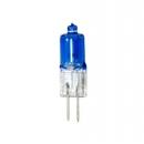 Лампа галогенная 20w G4 12v с синим покрытием Feron