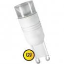 Лампа LED 2.5W G9 220V холодный белый