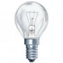 Лампа накаливания 60W Е14 220V шар