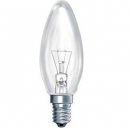 Лампа накаливания 60W Е14 220V свеча
