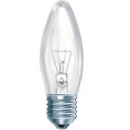 Лампа накаливания 40W Е27 220V свеча
