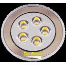 Светильник FT905 SNCH сатин-никель/хром