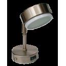 Светильник GX53 на кронштейне сатин-хром Ecola