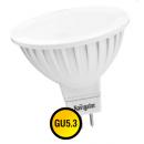 Лампа LED 7W GU5.3 220V MR16 теплый белый