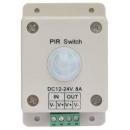 Контроллер для одноцветной светодиодной ленты 12v 96w с датчиком движения Ecola