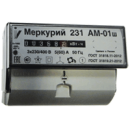 Счетчик Меркурий 231 АМ-01ш 5-60А 380В эл.механич. 1-тариф.