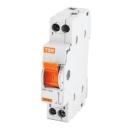 Модульный переключатель трехпозиционный МП-63 1п 40А TDM Electric