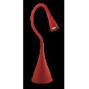 Настольный светодиодный светильник PTL-1211 винно-красный Jazzway