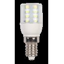 Лампа LED 1,1w E14 4000k T25 (для холодильника, шв.машинки) Ecola