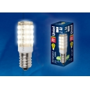 Лампа LED 4w E14 3000k (для холодильника, шв.машинки) Uniel