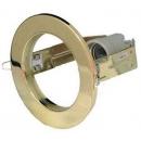 Светильник точечный R80g золото Световые технологии