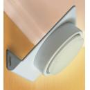 Светильник GX53-N82 угловой белый Ecola