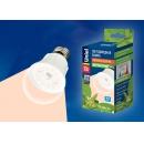 Лампа LED 10W/SP E27 220V для растений полноспектральная Uniel