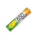 AAA Аккумулятор GP HR03 1.2v 650mAh