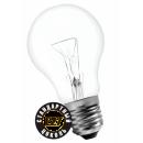 Лампа накаливания ЛОН 60W Е27 220V