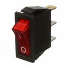 Переключатель врезной на 2 положения 10А TDM Electric