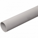 Труба 50мм жесткая ПВХ (3 метра)