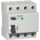 УЗО Shneider Electric Easy9 4п 25А/30мА