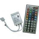 Контроллер для светодиодной ленты RGB 12v 144w с большим ИК-пультом Ecola